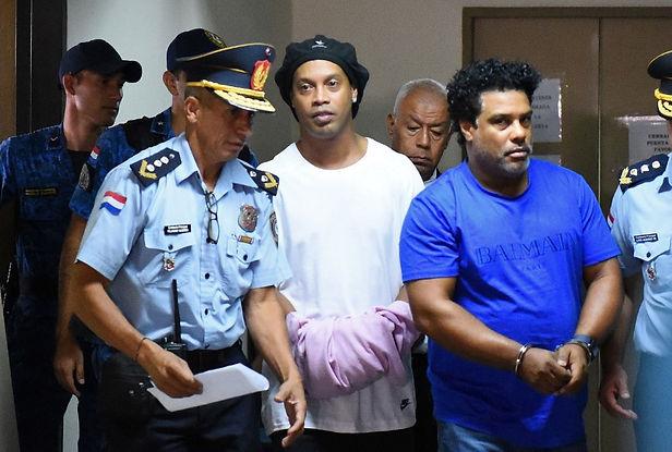 Este 24 de agosto Ronaldinho podría quedar en libertad