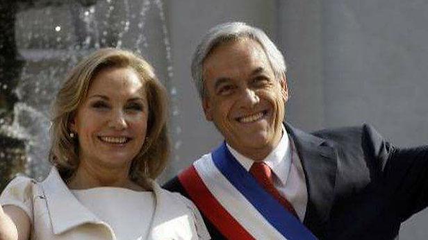 Pareja presidencial de Chile entran en cuarentena preventiva por Covid-19