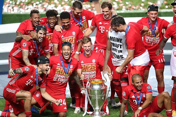 Bayern Múnich de coronó campeón de la Liga de Campeones por sexta vez al vencer 1-0 al París SG