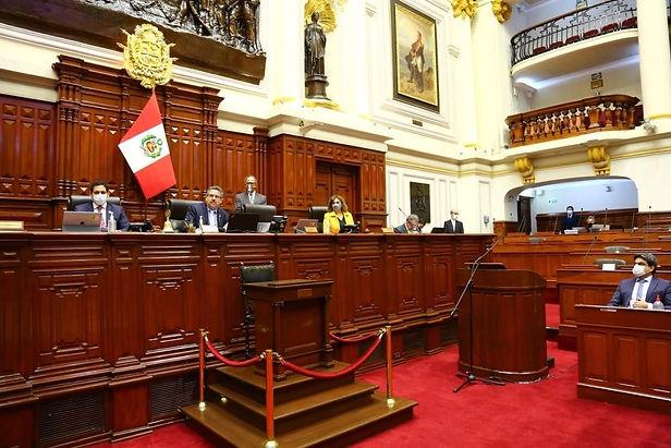 Congreso: Aprueban ley que impide postular a sentenciados en primera instancia