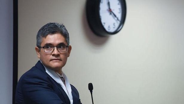 José Domingo Pérez será investigado por Control Interno por caso karen Roca