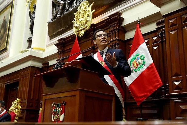 Habrá nuevo Gabinete Ministerial en el Poder Ejecutivo
