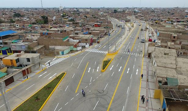 Arranca Perú: Obras viales y equipamiento urbano generarán más de 16 mil puestos de trabajo