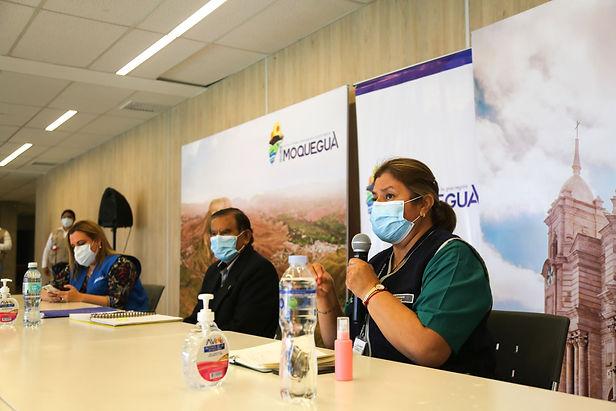 Más de 20 toneladas de equipos médicos envía el Minsa a Moquegua para combatir covid-19