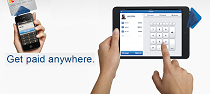 Get PayPal Here to accept payments anywhere!