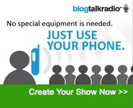 Create Your Own Radio Show on BlogTalkRadio