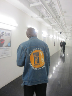 Hotep's cool jacket