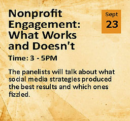 Nonprofit Engagement: What Works and Doesn't