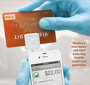 Get Square and Accept Mobile Payments!