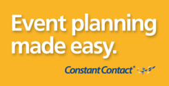 Event planning made easy with Constant Contact