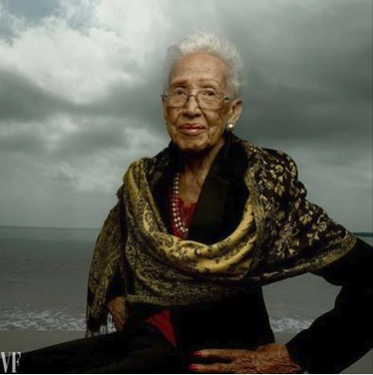 The real Katherine Johnson
