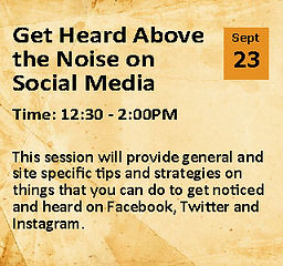 Get Heard Above the Noise on Social Media