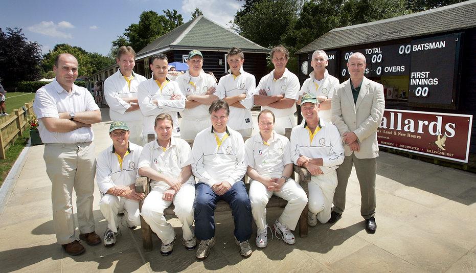WCTCC First XI 2007.JPG