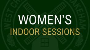 Women's Indoor Sessions