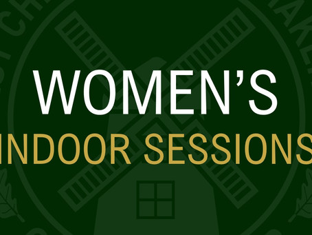 Women's Indoor Sessions