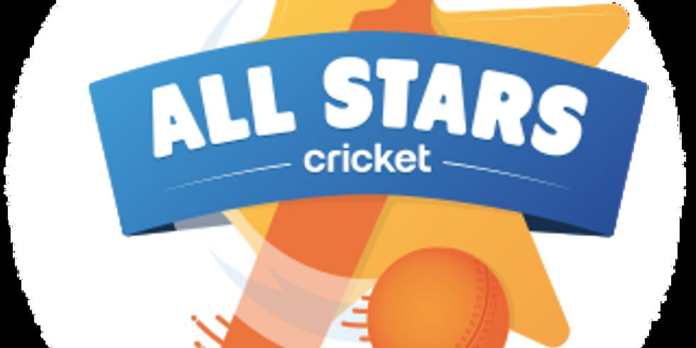 All Stars Cricket Begins