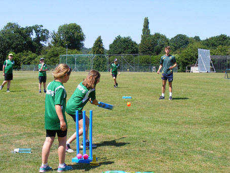 Girls Cricket Taster Sessions