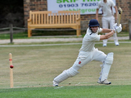 Report: First XI Beat Worthing