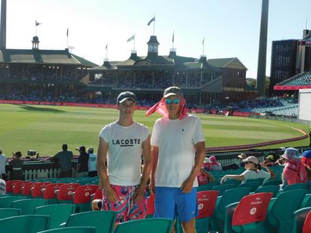 Reuben & Charlie's Trip to Oz - Jan '19