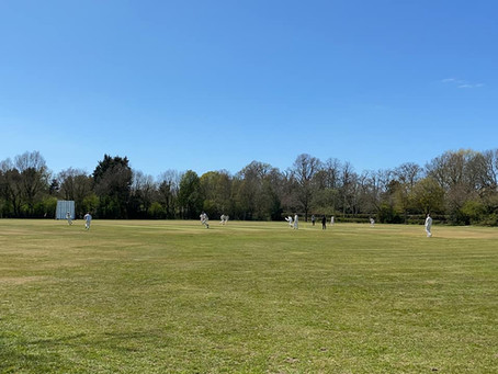 Ifield Await in Round Four of the NVC