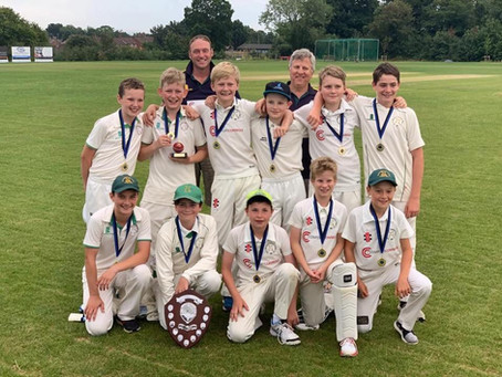 U12s Victorious in SJCF Shield