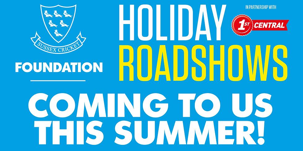 Sussex Cricket Foundation Holiday Roadshow
