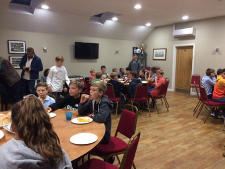 Junior Colts Dinner in Pictures