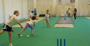 Free Girls Cricket Coaching