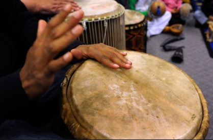 Drumming: A Different Kind of Therapy