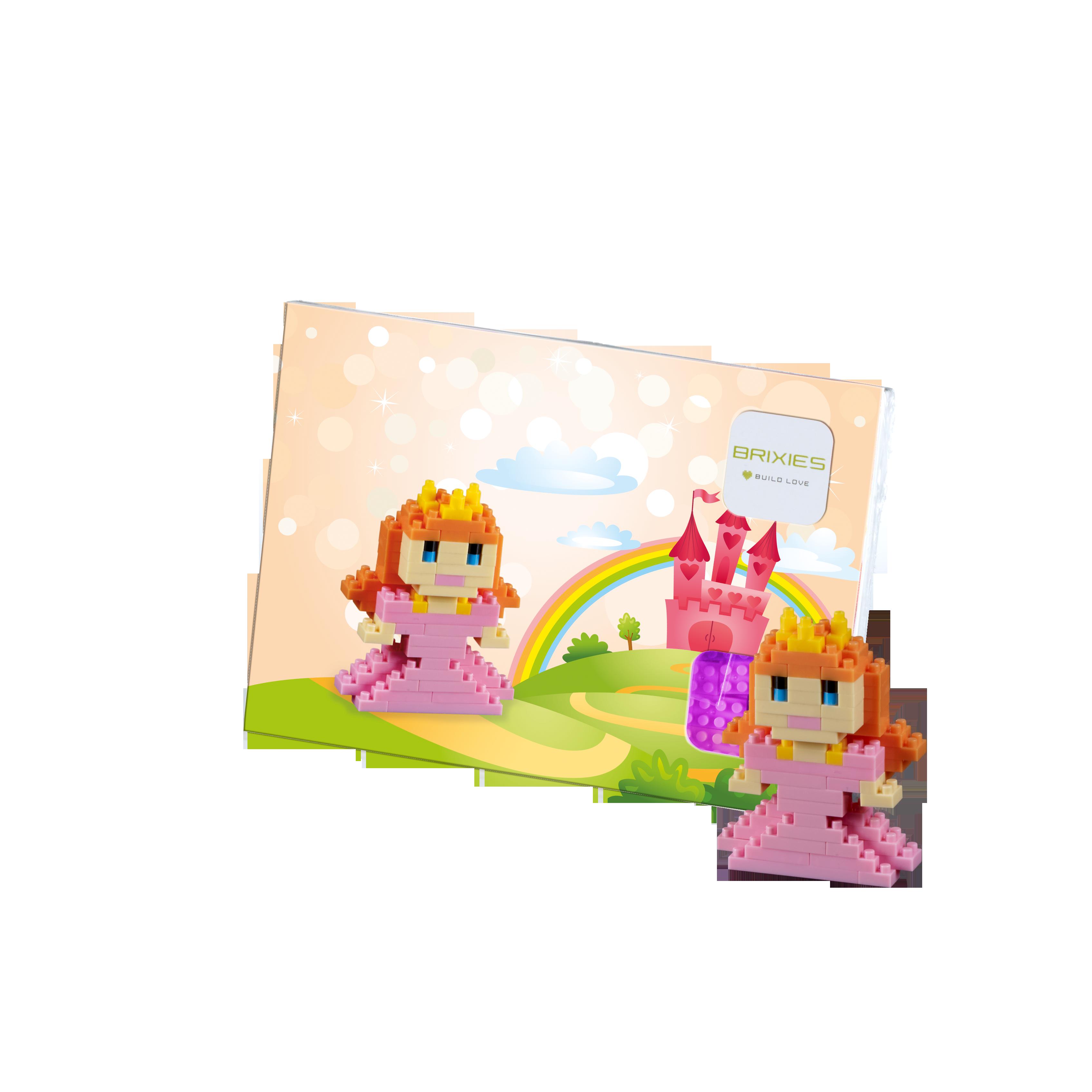 Postcard Princess