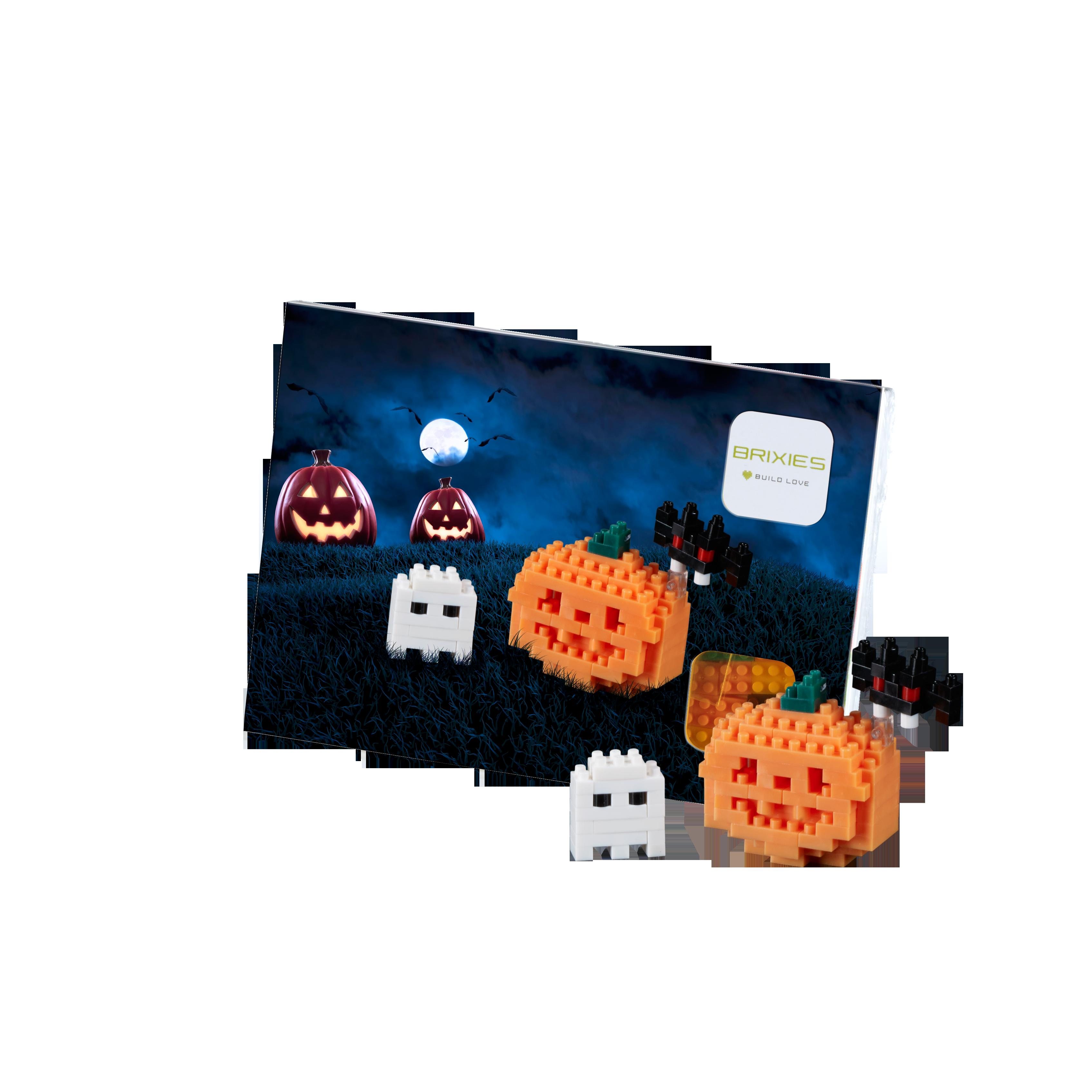 Postcard Halloween