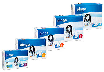 Couches Pingo Taille 5