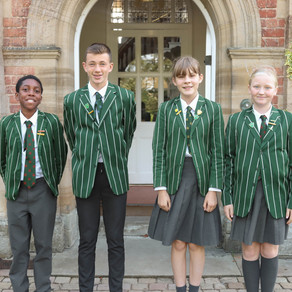 House and Sport Captains 2021-2022