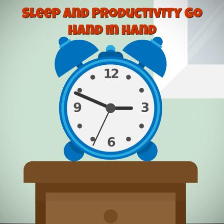 Alvás és hatékonyság kapcsolata