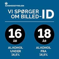 Vi spørger om ID - Bryggeriet Vestfyen -