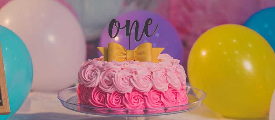 Myra's Cake Smash