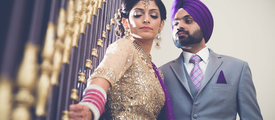 Amaninder & Manpreet - Wedding & Reception