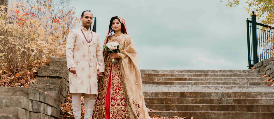 Afrah & Ahson - Mehndi, Wedding & Valima