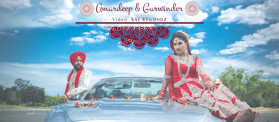 Amrinder & Gurwinder - Wedding Ceremony