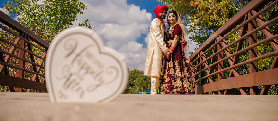 Lovejot & Satinder - Wedding Ceremony