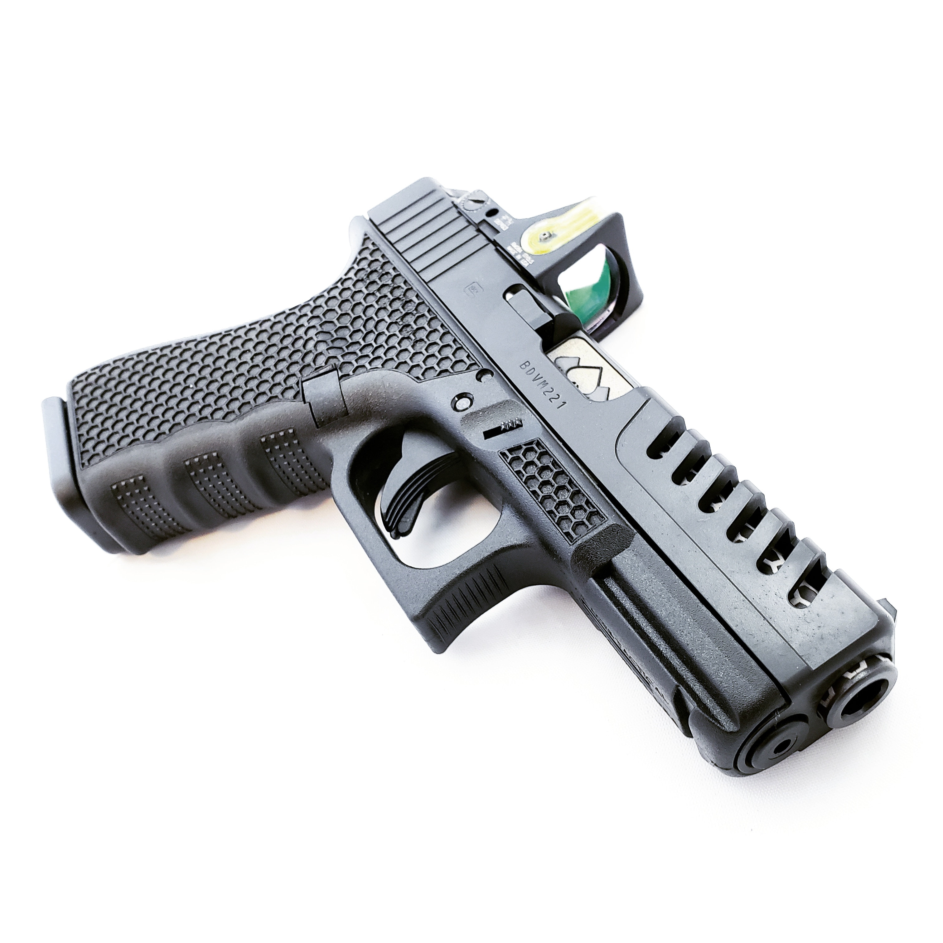 Custom Glock 19, Phoenix Slide