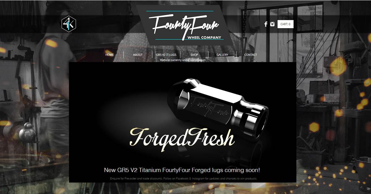 ITA Shortlisted FourtyFour lugs