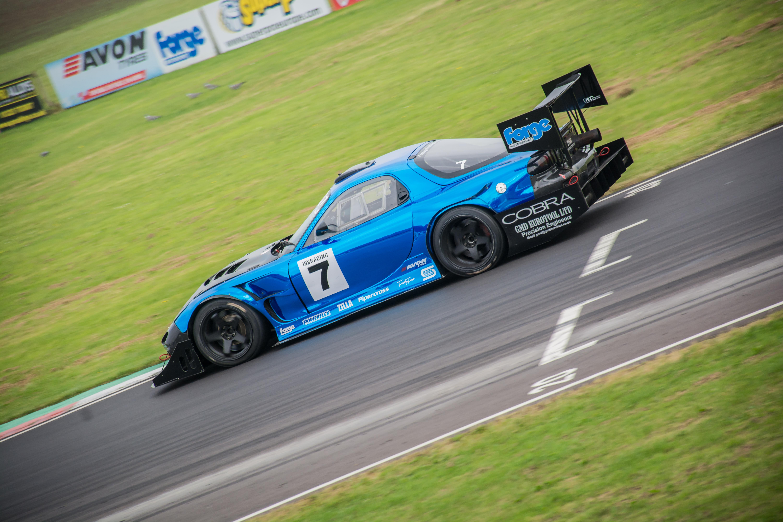 Putt Racing LS7 RX7 Sponsored Build