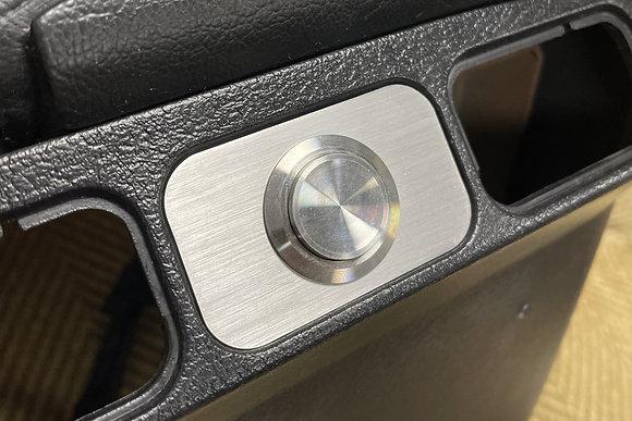 Dash accessory plates Mazda Eunos Mx5 Miata NA