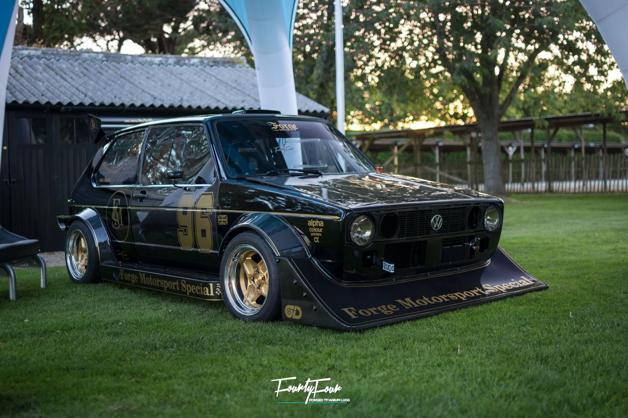 Forge Motorsport Sponsored Build