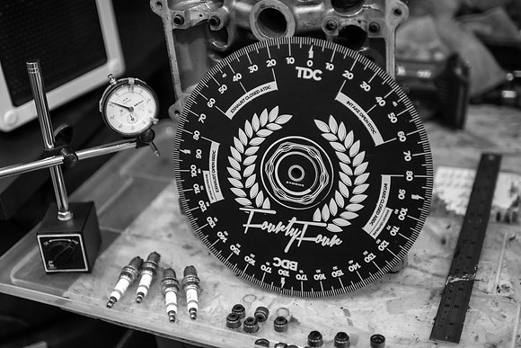 Timing Degree Wheel 250mm