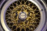 BBS Wheel FourtyFour Forged Titanium Lug Nuts