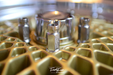 FourtyFour Forged Titanium Lug Nuts