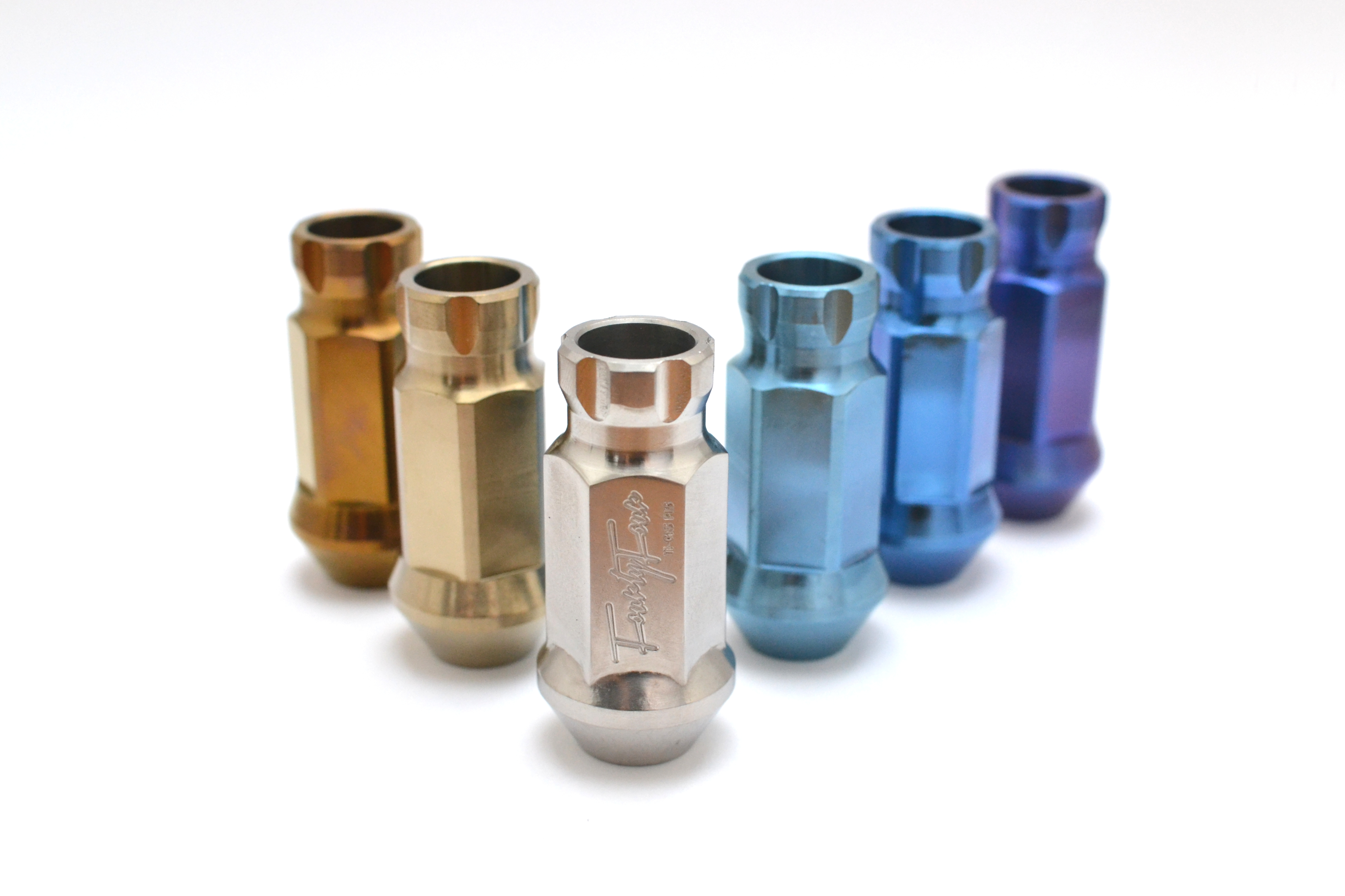 Coloured FourtyFour lugs