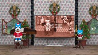 【怒鳴る度ドッグ&ミッチーマウス篇】サンモール2016クリスマス